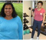Shanti Loses 20 lbs & 10 Inches off Her Waist!
