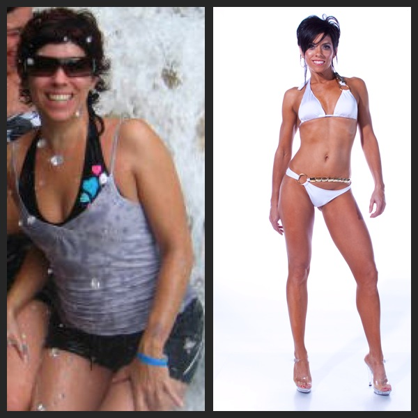 Mother of Two Transforms Her Physique!