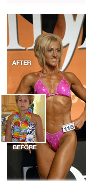 Learn How Sherry Lost 30 lbs!