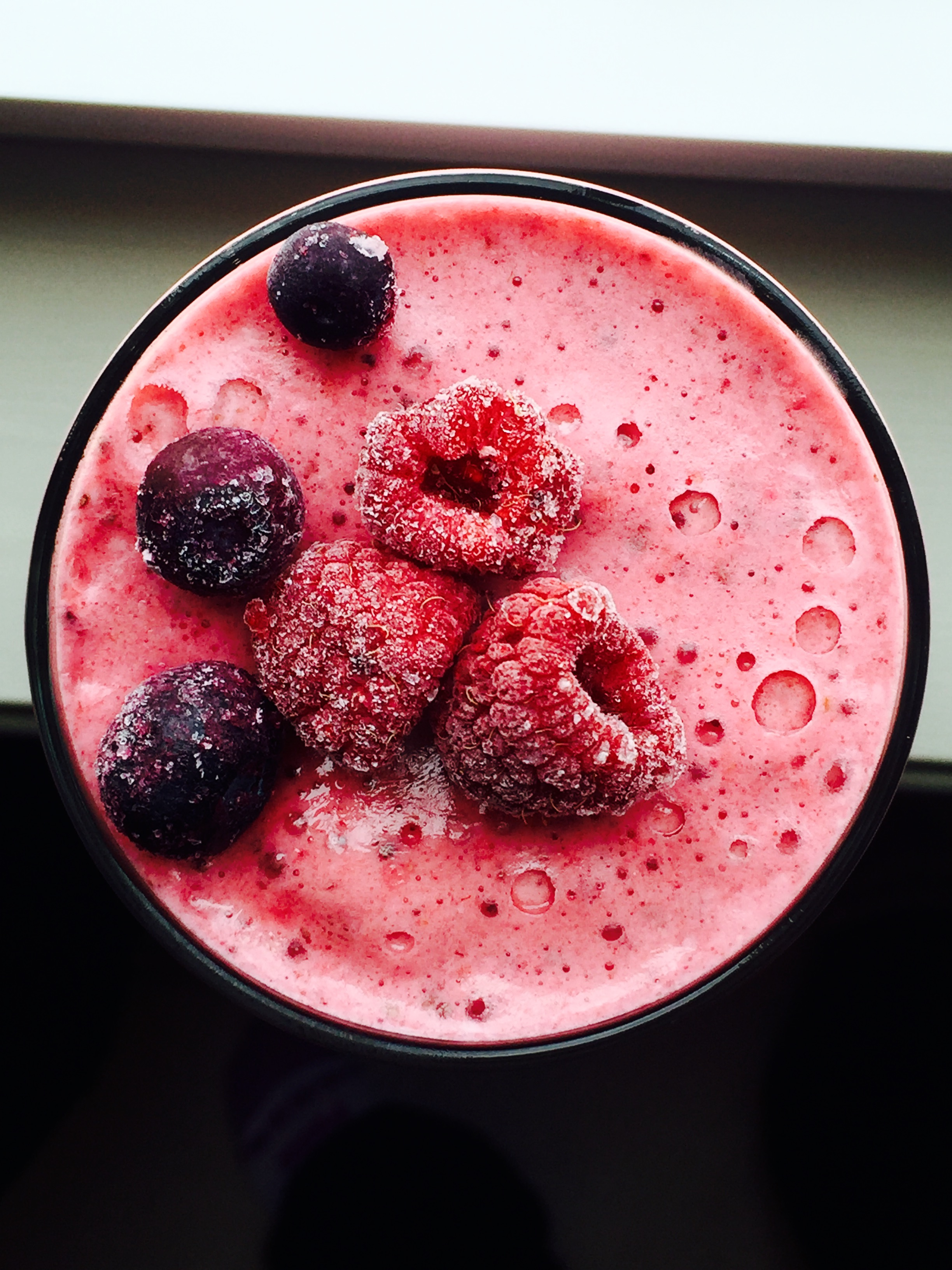 Cocoa Berry Smoothie