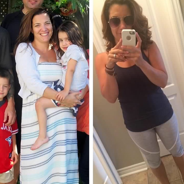 Andrea Transforms her Health and Lifestyle!