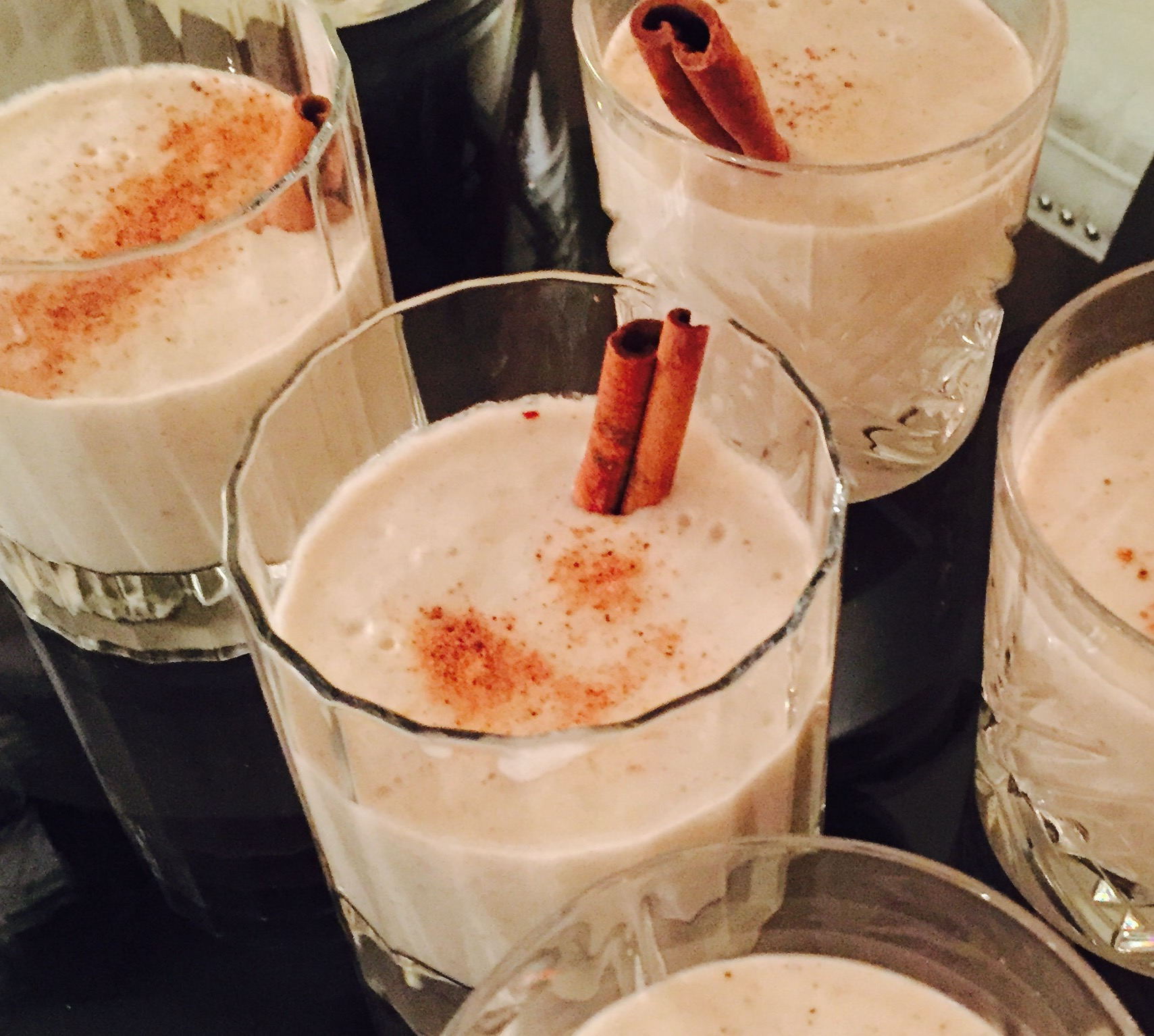 Vegan Christmas Nog
